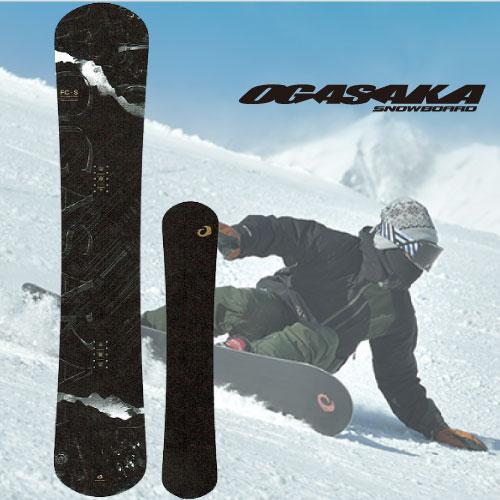 【 19-20 OGASAKA FC-S 】 オガサカ スノーボード 152/155/158/162/165 [テクニカル/カービング]