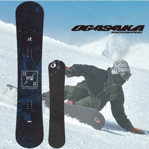 【 19-20 OGASAKA FC-W 】 オガサカ スノーボード 157/160/163 [テクニカル/カービング]