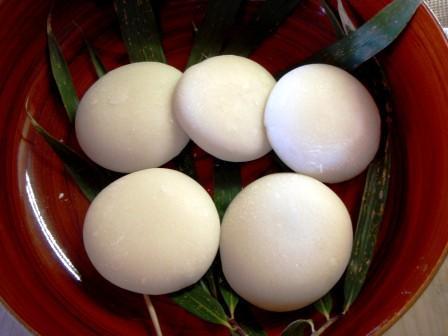 優先配送 開店祝い 餅米のみで作った田舎もちです 焼いて食べると美味しいよ 5個×2パック みさこばあちゃんの田舎白餅10個
