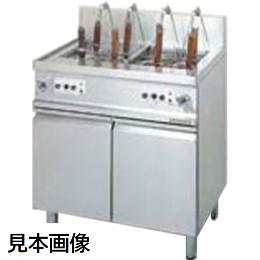 【新品】電気ゆで麺器 電子タイマー制御 タニコー TEU-8AL 【1年保証】【業務用】