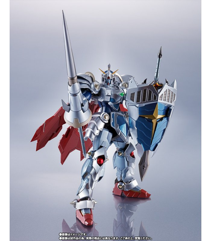 METAL ROBOT魂 騎士ガンダム ~ラクロアの勇者~
