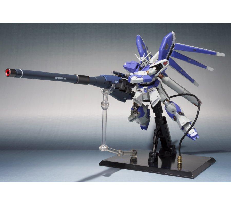 METAL ROBOT魂 Hi-νガンダム ~ベルトーチカ・チルドレン~ Hi-νガンダム専用ハイパー・メガ・バズーカ・ランチャー 2種セット
