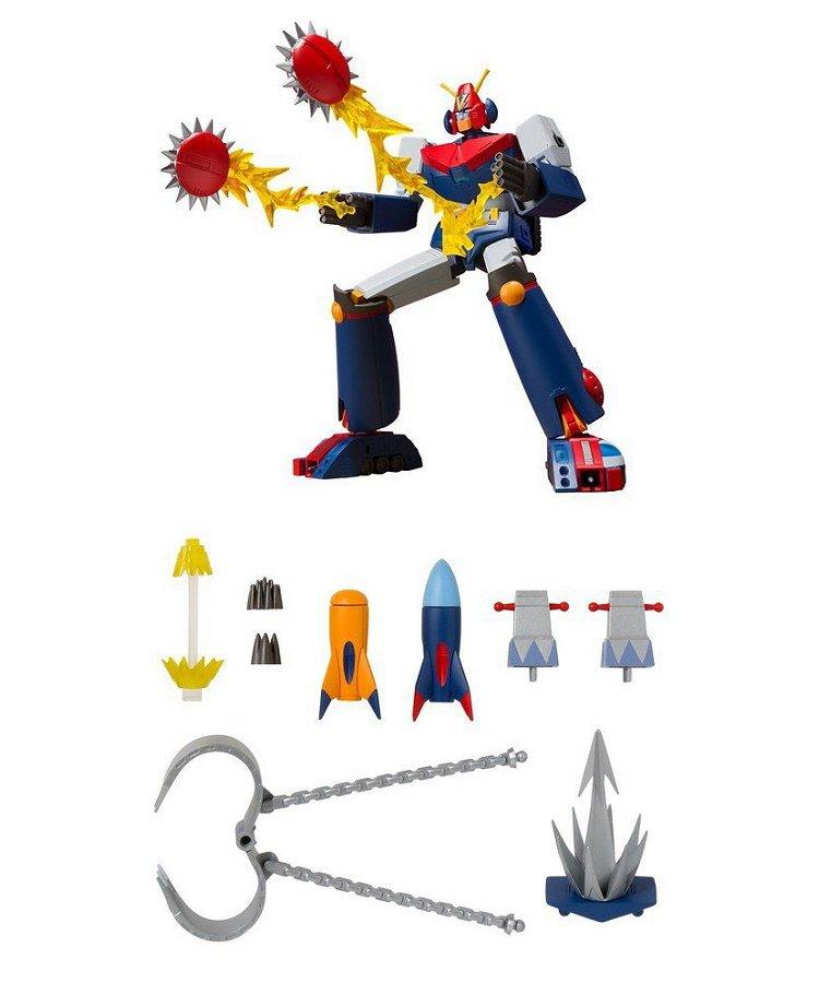 食玩スーパーミニプラ 超電磁ロボ コン・バトラーV & オプションパーツセット 全5種セット