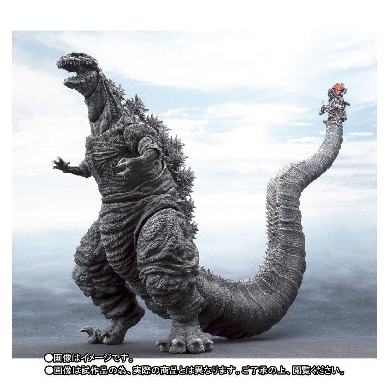 S.H.MonsterArts ゴジラ(2016) 第4形態 凍結Ver.