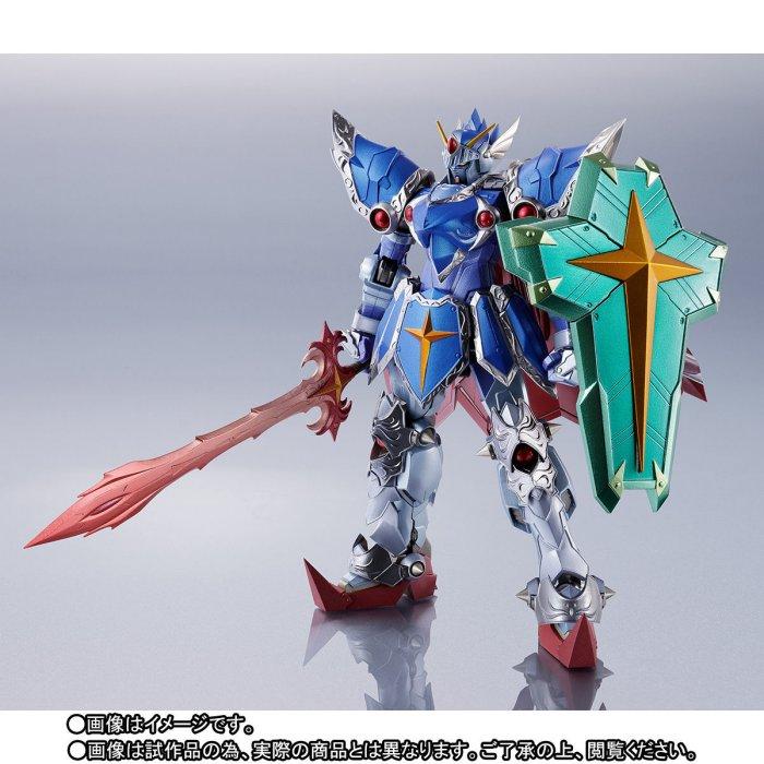 METAL ROBOT魂 フルアーマー騎士ガンダム(リアルタイプVer.)