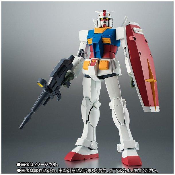 ROBOT魂 RX-78-2 ガンダム ver. A.N.I.M.E. ~最終決戦仕様~