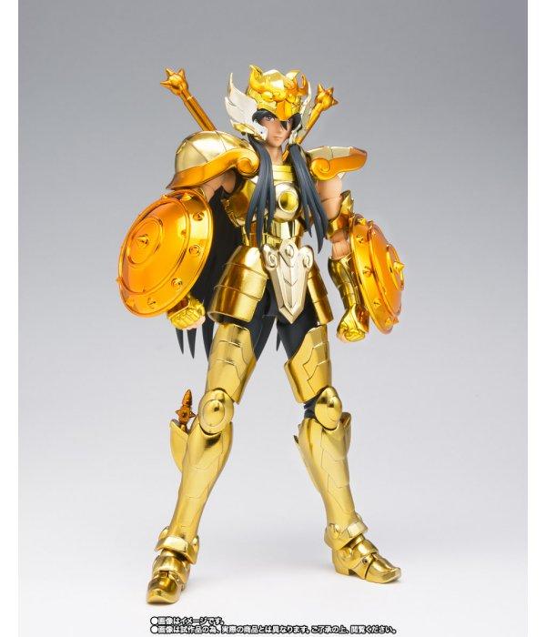 聖闘士聖衣神話EX ライブラ紫龍