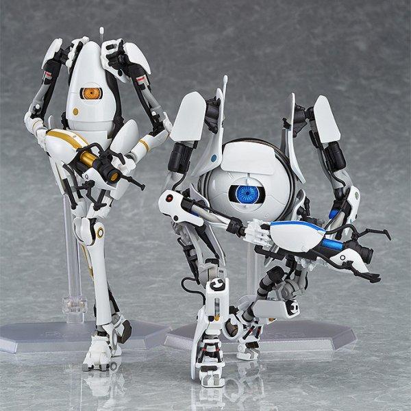 figma Portal2 Atlas & P-Body 2種セット