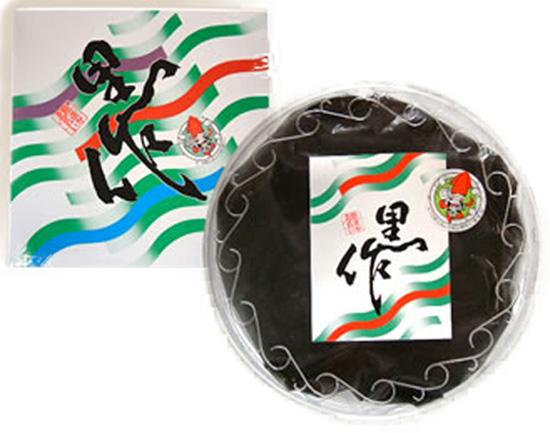 新鮮なイカの黒づくり 100%品質保証! 富山の郷土料理です お中元 お歳暮 ギフトに最適 いかの黒作り 新湊漁港産 伝統食 メーカー直売 130g×6個 黒作り 黒づくり 富山
