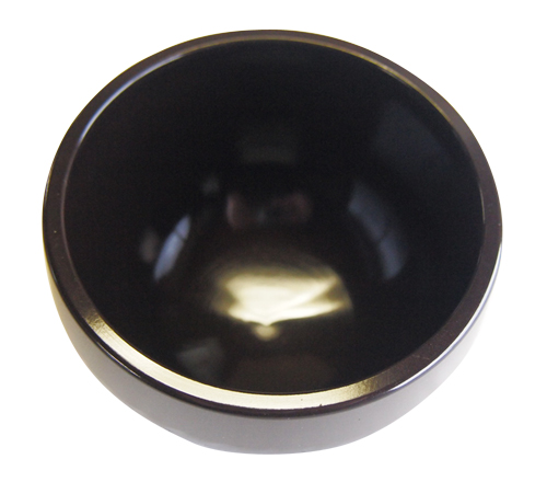鋳物 大徳寺リン 各種サイズ おりん 黒色おりん 国産 高岡製 高岡仏具 6寸(口経 18.1cm)