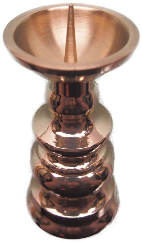 ローソク立て 火立て 真鍮製 江戸 ダルマ 磨き金色 今ダケ送料無料 ロウソク立て 仏具 送料無料 新品 サイズ2寸 高7cm×幅3.7cm