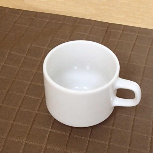 業務用 売買 美濃焼 評価 陶器 スタック コーヒーカップ レストラン ホテル ベーシック業務用 白 スープカップ