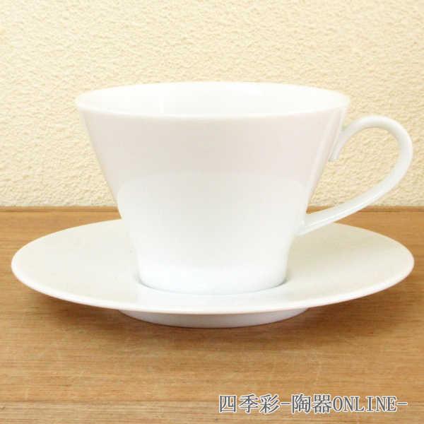 コーヒーカップ 白 商品追加値下げ在庫復活 カップ 再再販 ソーサー カップアンドソーサー 陶器 食器 業務用 美濃焼 カフェ ガルボコーヒーカップ