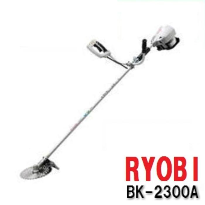 【送料無料】RYOBI 刈払機BK-2300A草刈り 芝刈り 充電式