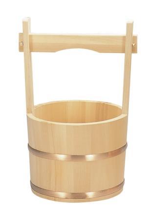 【日本製】【水行桶】