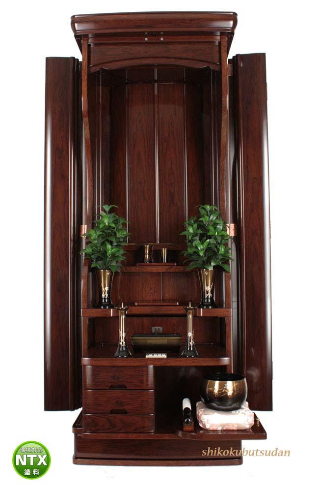 ◆グレース 鉄刀木 最高級家具調仏壇