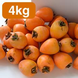 あたご柿干し柿用渋柿4kg