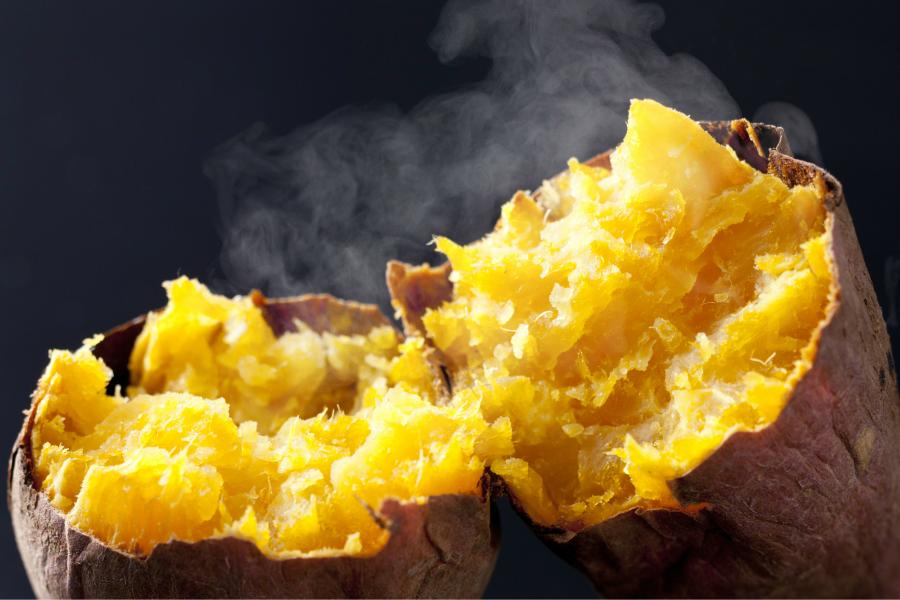 甘薯翻译船舶开始桃拉和 5 公斤 ! ★ 长崎岛原半岛生产蜂蜜甜土豆红薯蒸红薯儿童块茎也吃貘貘