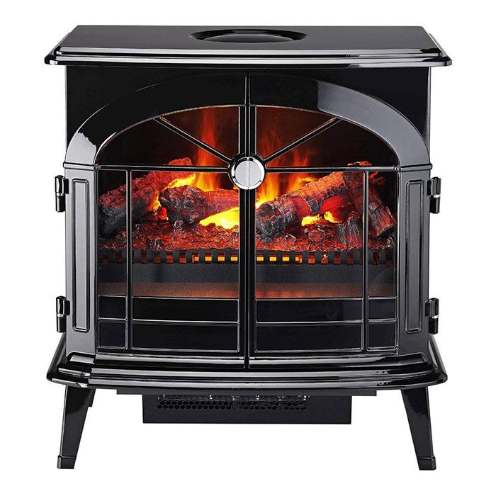 【送料無料】ディンプレックス 電気暖炉 バーゲイト BRG12J ブラック Burgate Dimplex