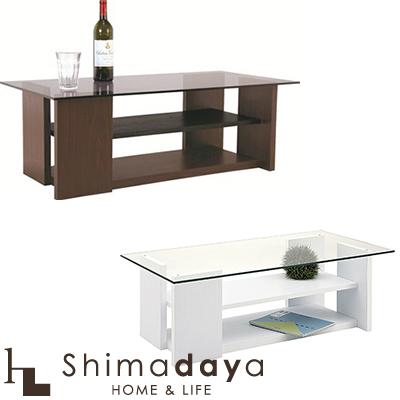 【送料無料】テーブル SO-100BR/SO-100WH 東谷 AZUMAYA 【AZ】【0830】