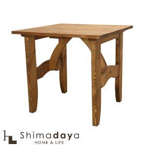【送料無料】ダイニングテーブル正方形 CFS-511 【代引き不可】 東谷 AZUMAYA 【AZ】【0830】