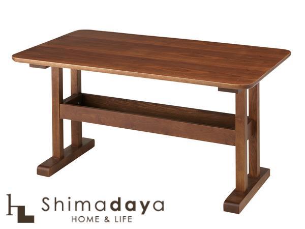 【送料無料】トラン ダイニングテーブル HOT-456BR  【代引き不可】 東谷 AZUMAYA 【AZ】【0830】
