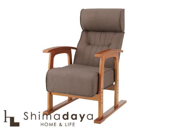 【送料無料】クレムリン キング高座椅子 THC-106BR  【代引き不可】 東谷 AZUMAYA 【AZ】【0830】