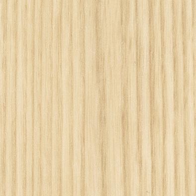 粘着材付メラミンシート メラタックプラス(防火認定取得) 木目(ライトトーン) GTF2000RY 3x6 アッシュ 柾目