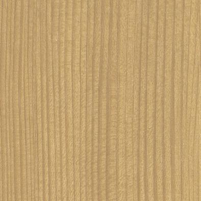 粘着材付メラミンシート メラタックプラス(防火認定取得) 木目(ミディアムトーン)  GTF2071RY 4x8 ヒノキ 柾目