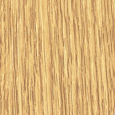 メラミン化粧板 木目(クリア&ライトトーン) JI-381K 4x8 オーク 追柾