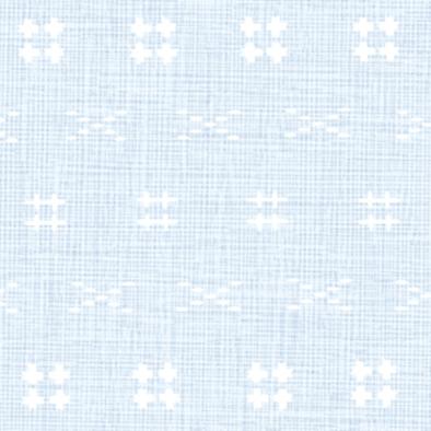 メラミン化粧板 バリエーション(京かたがみ) LJ-10077K 4x8 絣(空色)