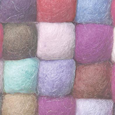 メラミン化粧板 バリエーション TJY10177K 4x8 マルチウール(ピンクミックス)