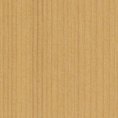 メラミン化粧板 木目(ミディアムトーン) TJY2072K 4x8 ヒノキ 柾目