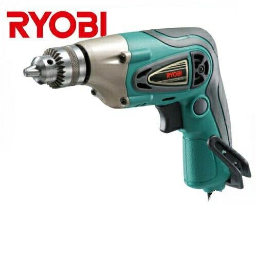 リョービ販売 高精度電気ドリル D-650(チャック能力:0.5~6.5mm)