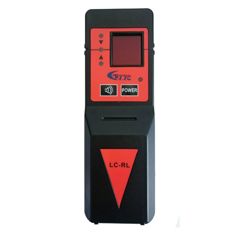 赤色レーザー専用受光器 最安値挑戦 テクノ販売 赤色レーザー墨出し器用 クランプ付 受光器 新商品 LC-RL