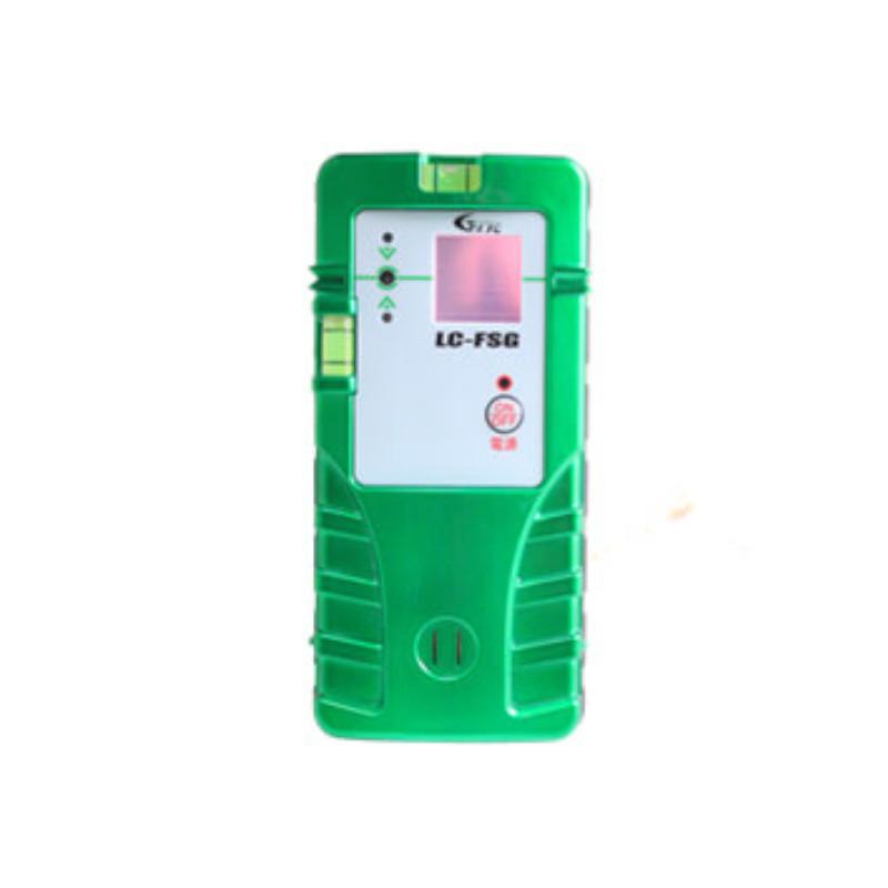 オープニング 大放出セール 期間限定今なら送料無料 テクノ販売 LC-FSG 墨出し器用受光器 グリーンレーザーキャッチャー テクノ販売製グリーンレーザー全商品対応