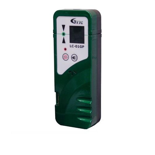 テクノ販売 グリーンレーザー墨出し器専用 受光器 LC-01GP(クランプ付)