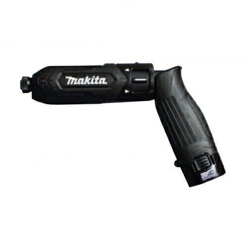 あす楽対応 マキタ 充電式ペンインパクトドライバ TD022DSHXB 7.2V(1.5Ah)(黒)フルセット品 (本体・バッテリBL7015×2個・充電器・アルミケース付き)