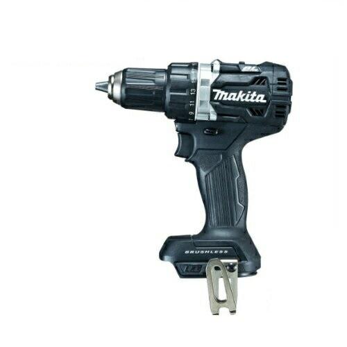あす楽対応 マキタ 充電式ドライバドリル DF484DZB(黒) 18V(※本体のみ)