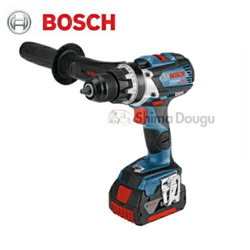 ボッシュ GSR18V-85C コードレスドライバードリル 18V(6.0Ah) フルセット品 (Bluetoothコネクト機能対応 ※GCY30-4コネクティビティチップ別売)