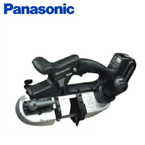 パナソニック Dual(14.4V/18V兼用)充電式ポータブルバンドソー EZ45A5X-B(※純正刃付き・本体のみ)