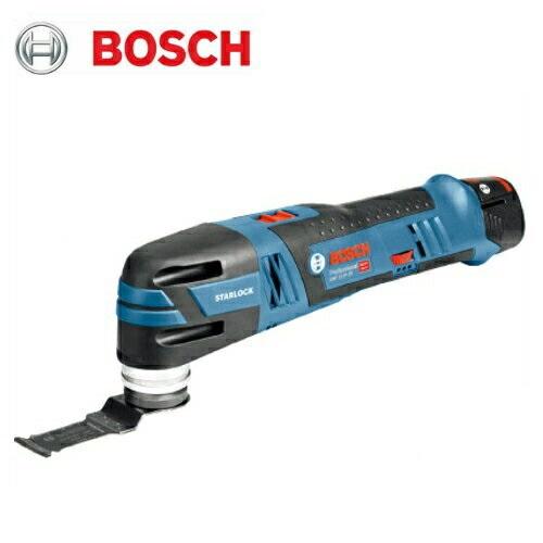 ボッシュ コードレスマルチツール(スターロック) GMF10.8V-28 10.8V(2.0Ah)フルセット品 (本体・バッテリ・充電器・ケース付き)