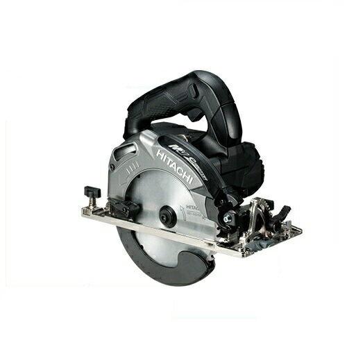 【Hitachi Koki】日立工機<マルチボルト36Vシリーズ発売開始>165mmコードレス丸のこ(ブラック) C3606DA(NNB) 36V(※本体のみ、チップソー付)(※36Vマルチボルト電池専用)
