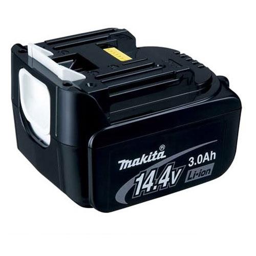 【日本国内正規流通品/純正品】マキタ 14.4V リチウムイオンバッテリ(リチウムイオン電池パック) BL1430B(A-60698) 3.0Ah(アンペア時)(自己故障診断・電池残量表示)