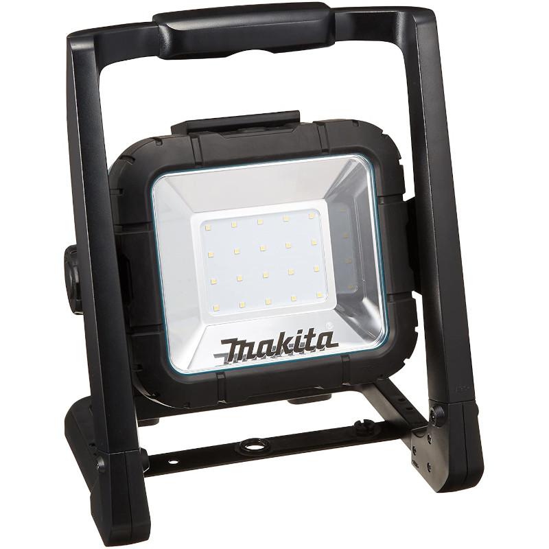 照度1 信託 150ルクス Highモード時 の強力な光が現場へ手軽に持ち込めます マキタ ML805 充電式LEDスタンドライト 18Vバッテリ 休日 充電器別売 AC100V電源用 14.4V ※本体のみ バッテリ