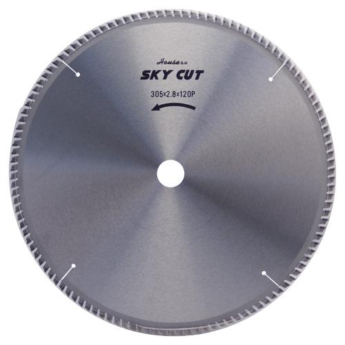 ハウスビーエム 305mmチップソー/アルミ用 AL-30512 スカイカット AL-30512 φ305mm×120P, ラッピングストア(コッタ cotta):e698519c --- sunward.msk.ru