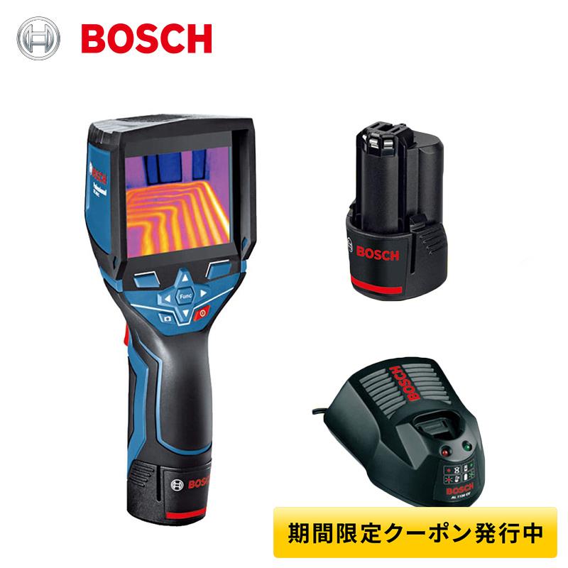 ボッシュ BOSCH GTC400CJ 赤外線サーモグラフィー 最大2000円引クーポン お買得セット 11日0時から セール商品 人気の製品