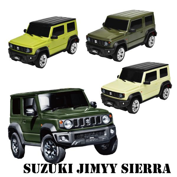 世界を踏破し続ける進化したジムニーシエラがR/C CARになって登場! SUZUKI Jimny SIERRA ジムニー シエラ 1/20 ラジコンカー 送料無料