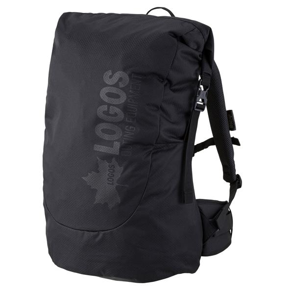 LOGOS(ロゴス) ADVEL ダッフルリュック40 ブラック 88250164 送料無料