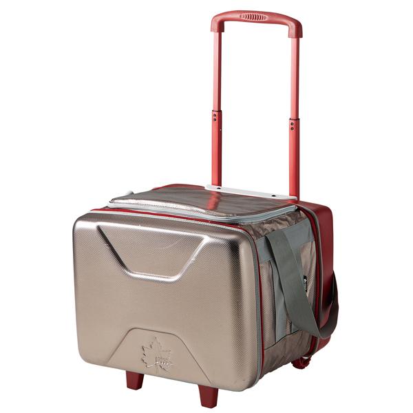LOGOS(ロゴス) ハイパー氷点下トローリークーラー 長時間 保冷バッグ クーラーボックス キャスター付き81670100 送料無料